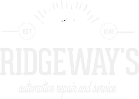 Ridgeway's Auto Repair and Car Sales Logo